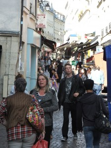 Rue Mouffetarde