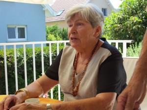Marie-Josee is Pierre's sister.
