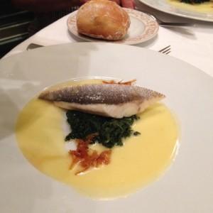 Fish main plate
