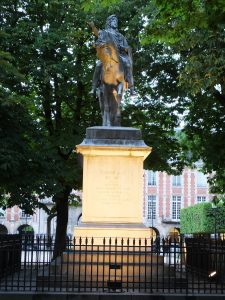 Statue of Henri IV