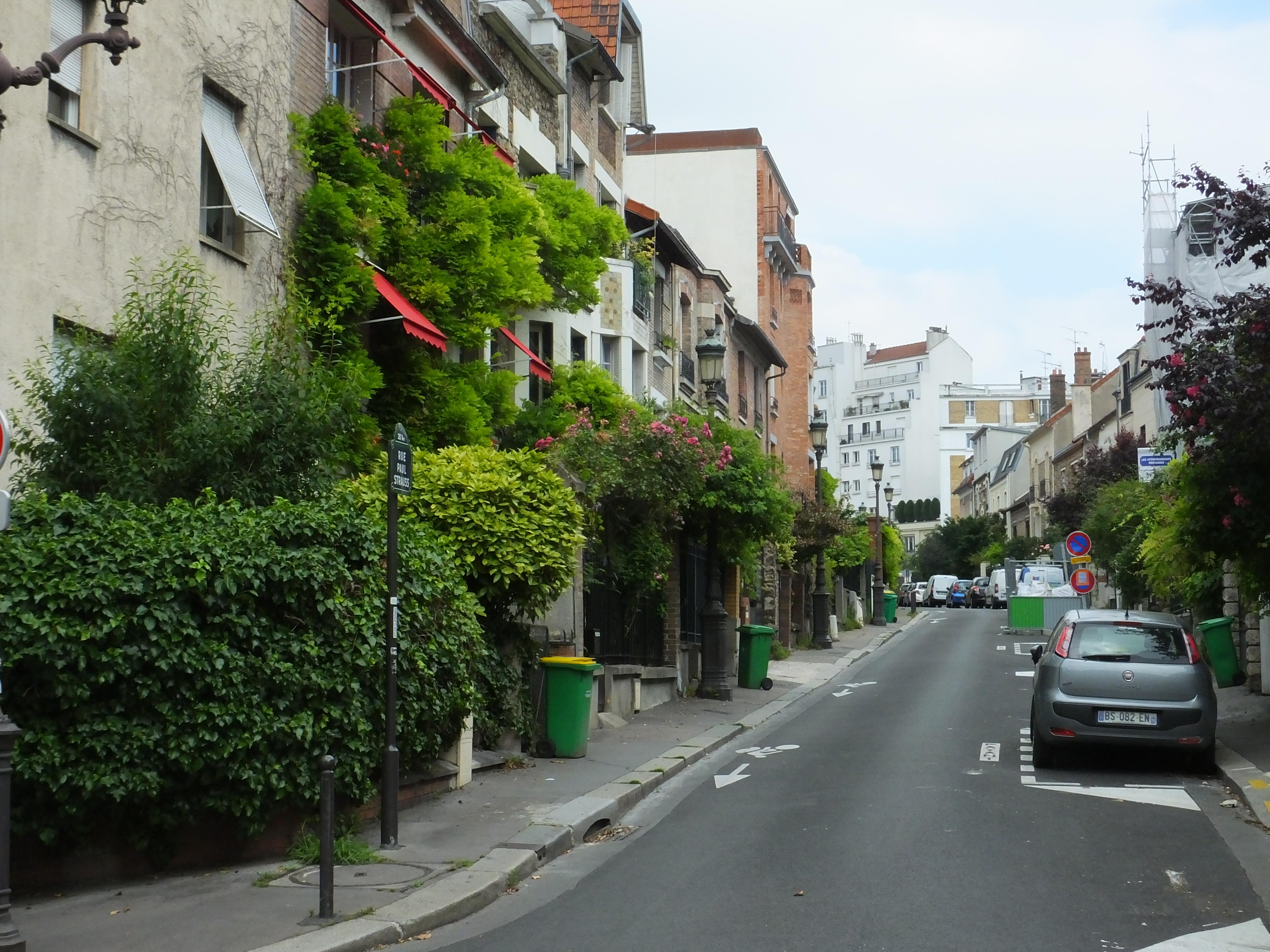 La campagne paris the country in paris linda spalla - La campagne a paris ...