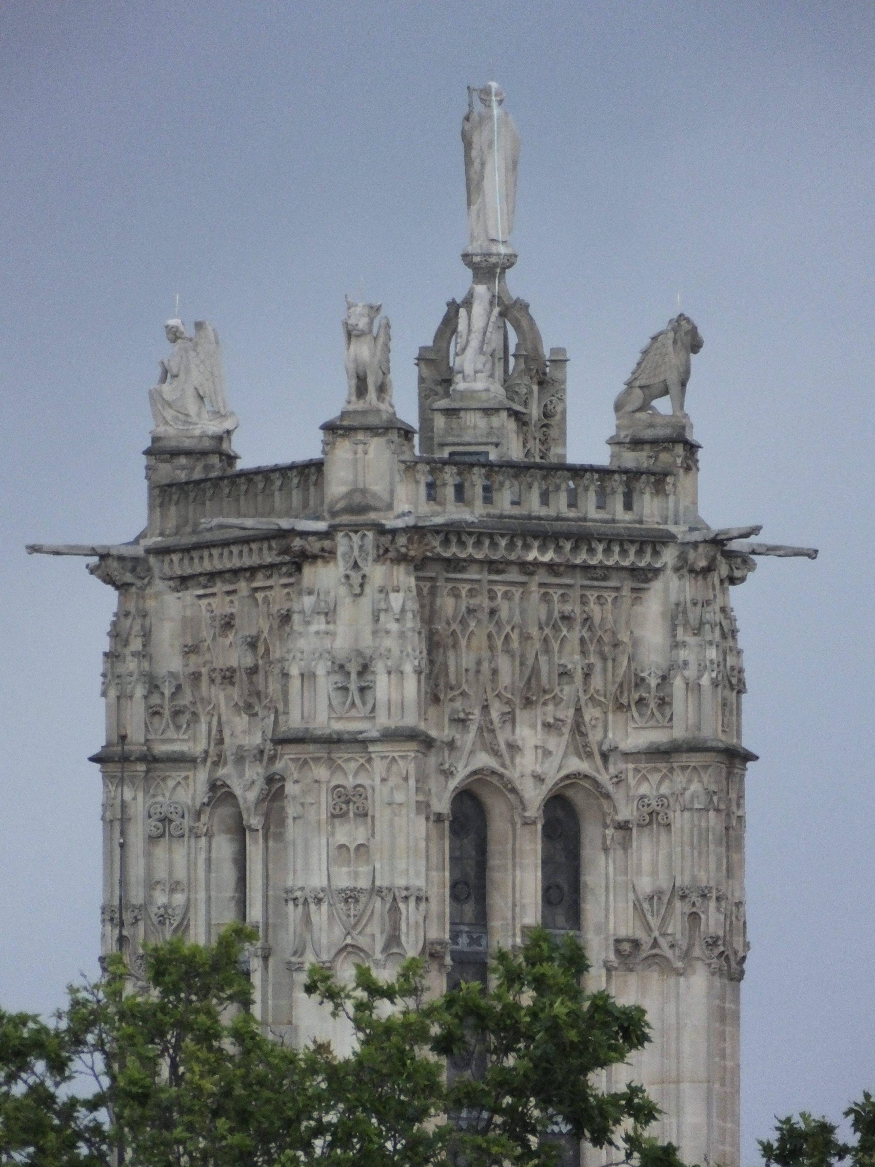Le Tour St.-Jacque