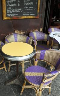 What Can Top the Café Chairs from Last Year?