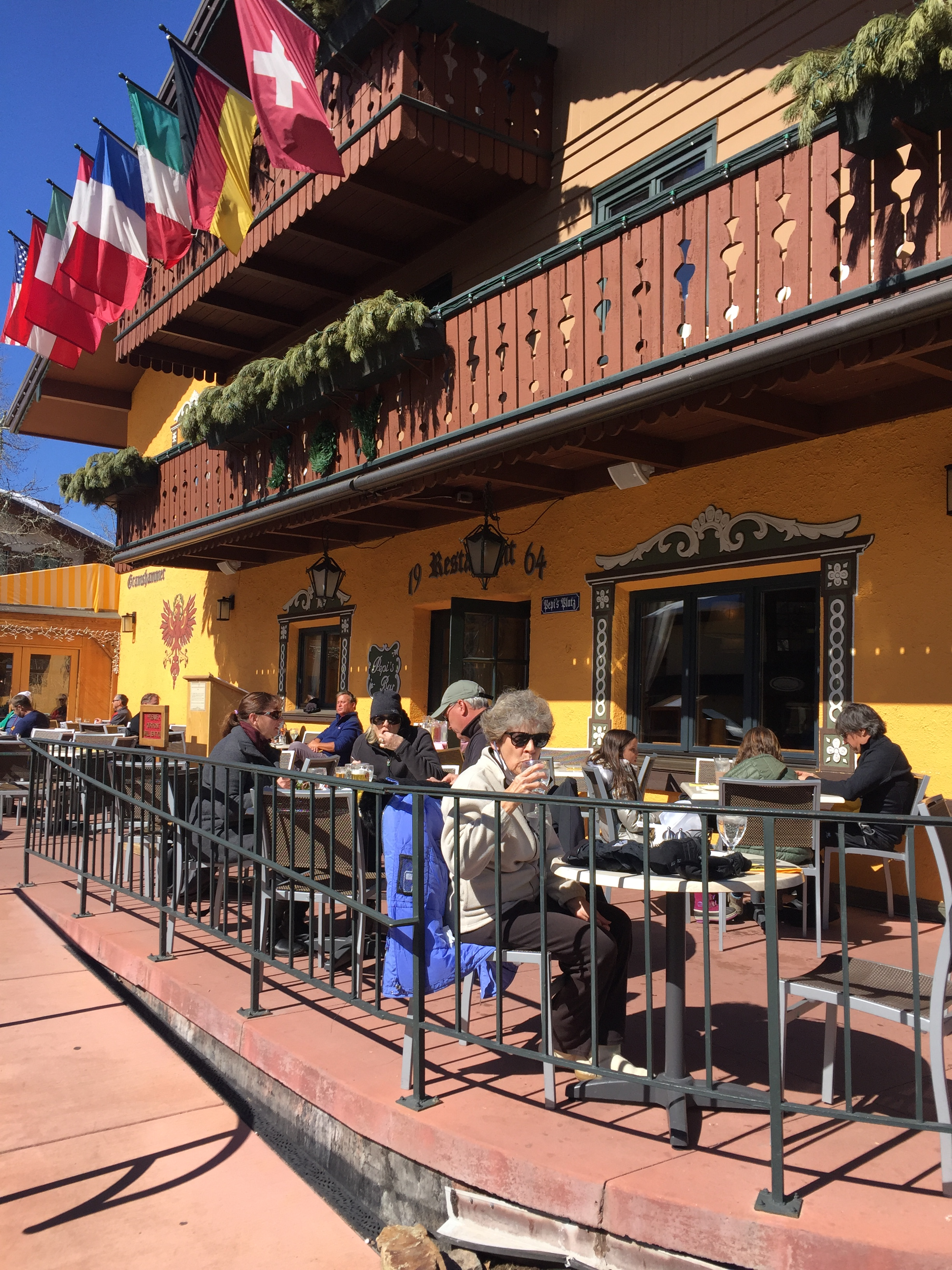 Vail photos and Other Fun Stuff from a Snowy Haven - Linda Spalla