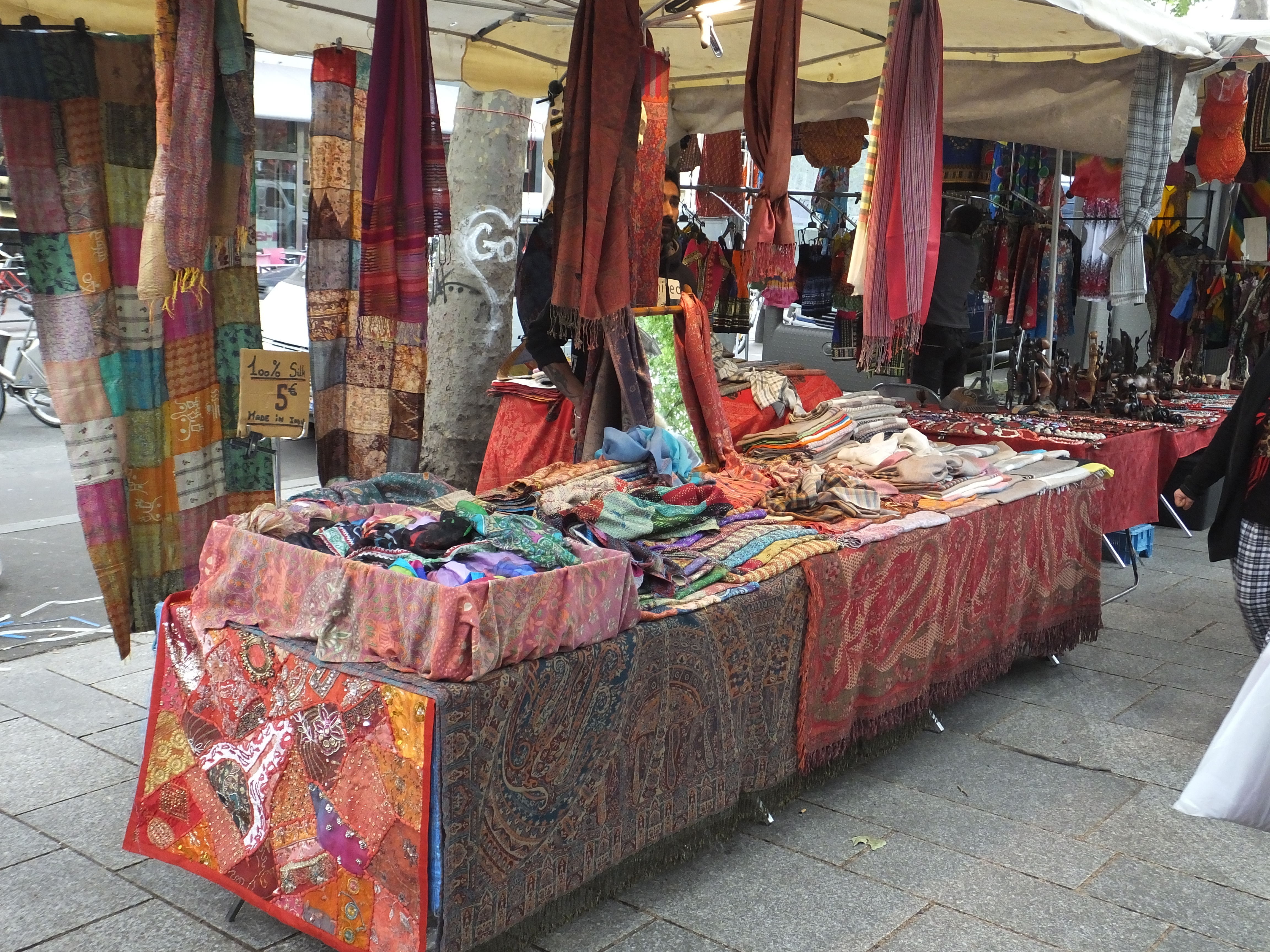 Scarves of every kind
