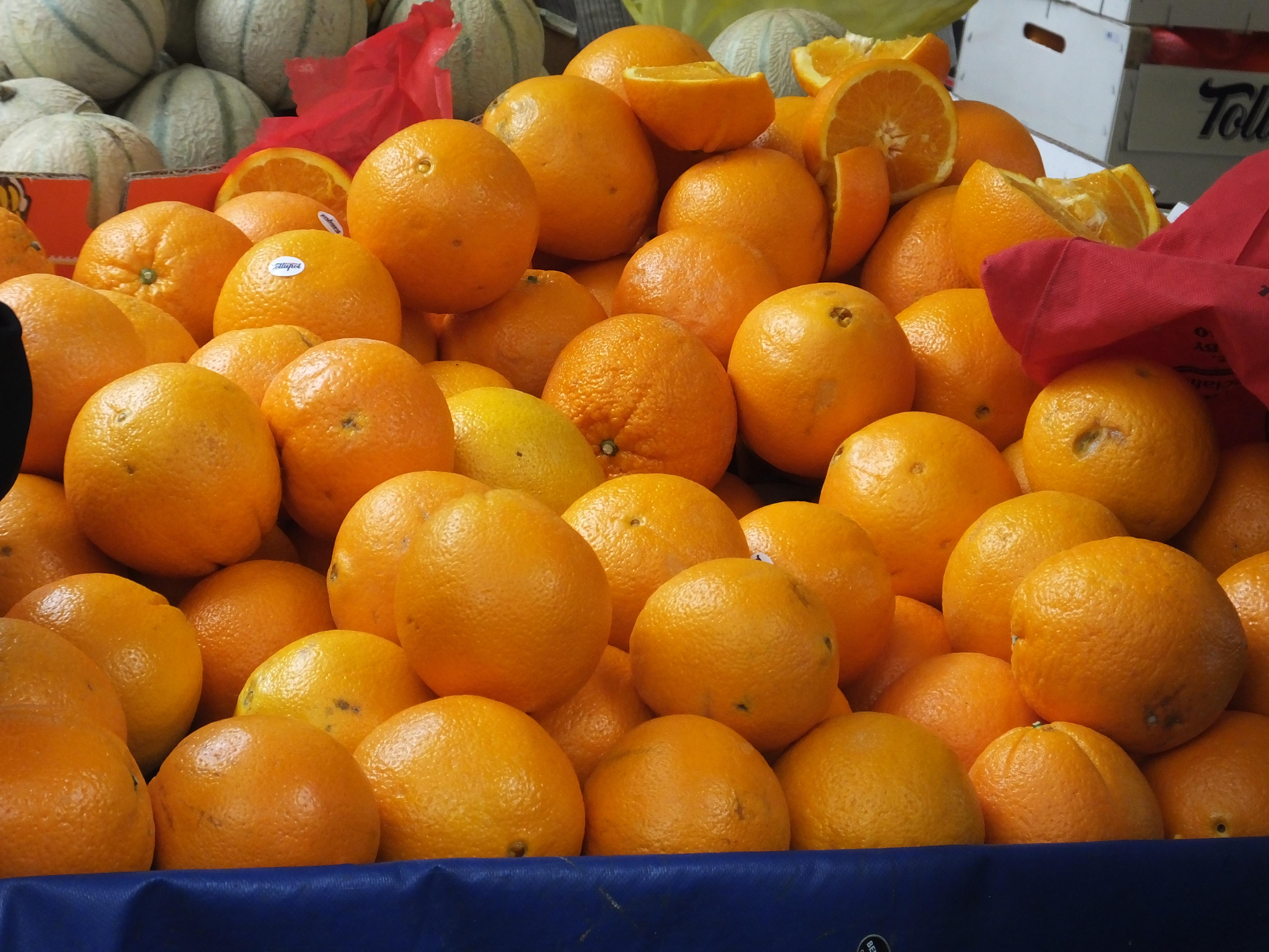 Wonderful oranges