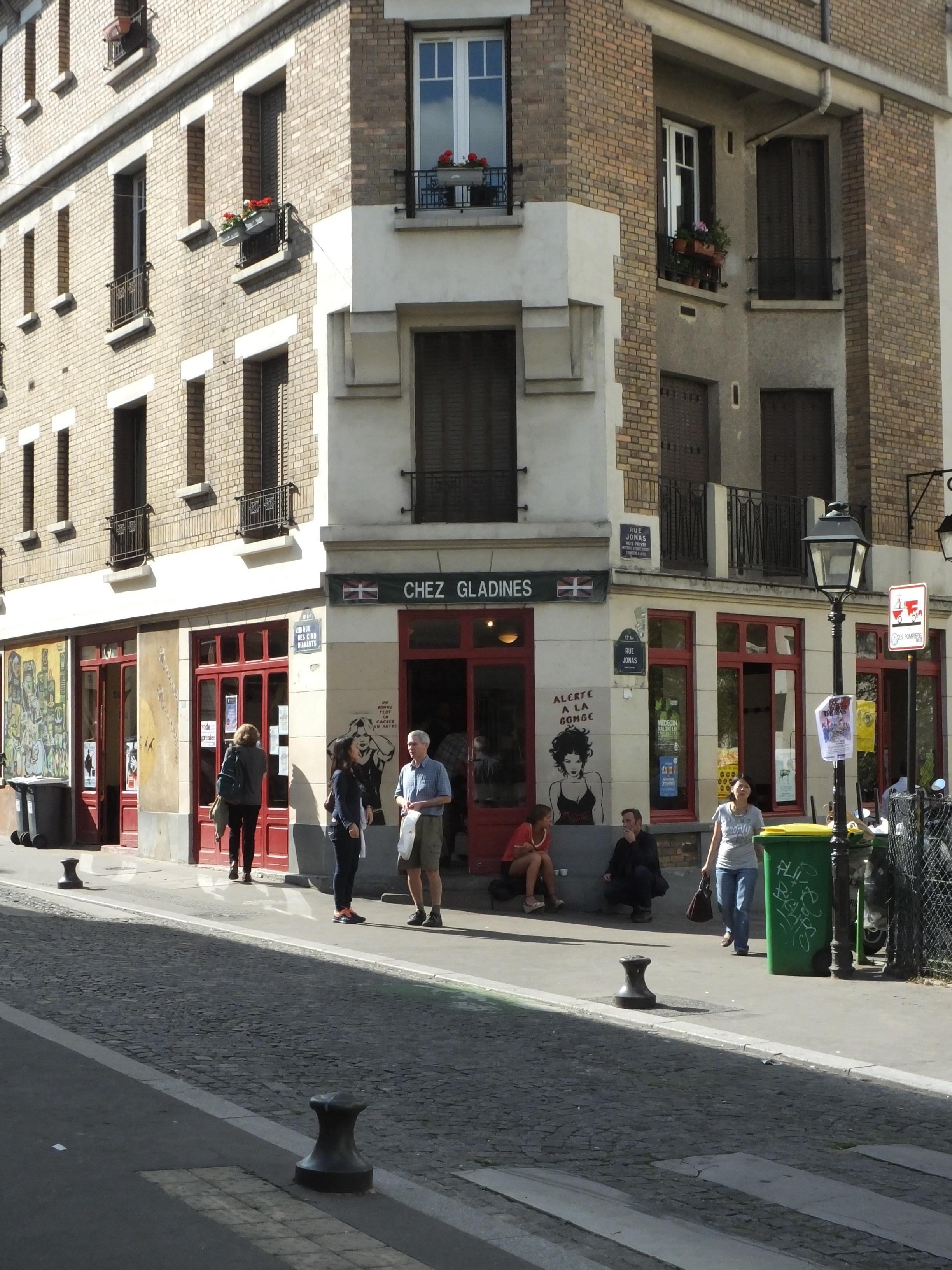La Butte Aux Cailles Photos reconnaissance and la butte aux cailles in paris - linda spalla